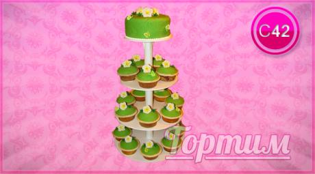 Назад в свадебные торты