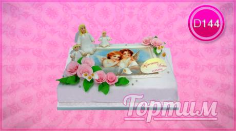Натуральные домашние торты на заказ в
