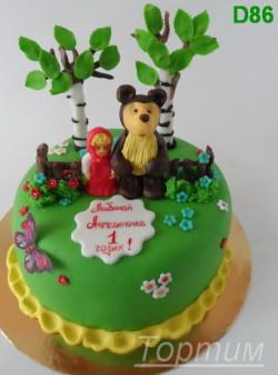 Торт детский на заказ торт на годик