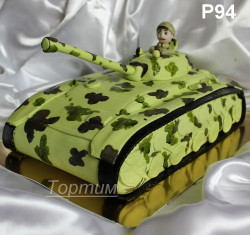 торт танк