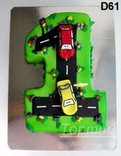 Заказать детский торт 1 год
