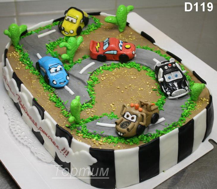 Фото тортов для детей на день рождения своими руками