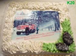 печать фото на тортах