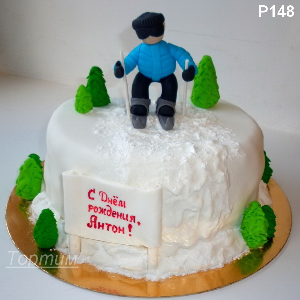 Герои в масках торт на заказ