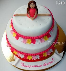торт для девочкм