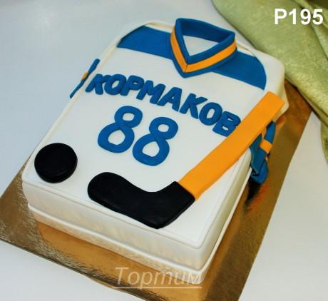 торт хоккей