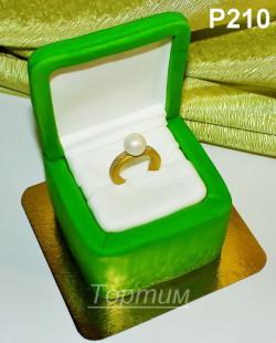 торт кольцо