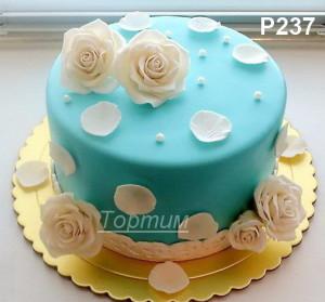 торт девушке