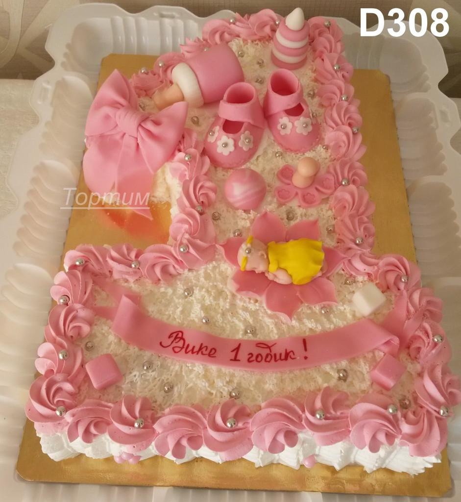 Как красивый торт на годик девочке фото восточные композицией