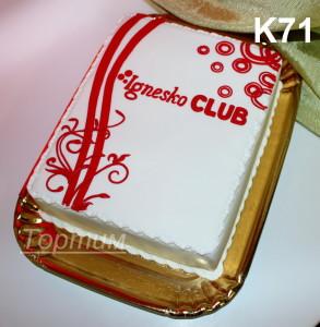 торт логотип