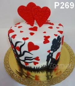 торт любовь