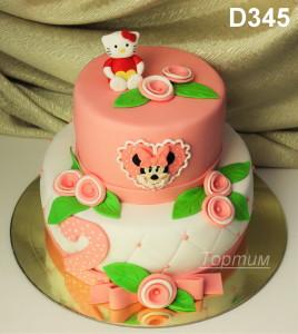 торт Китти