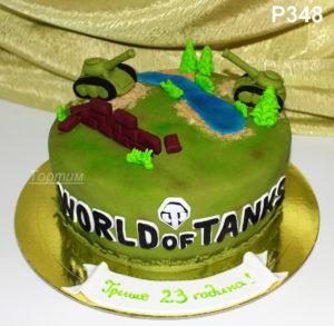 торт world of tanks