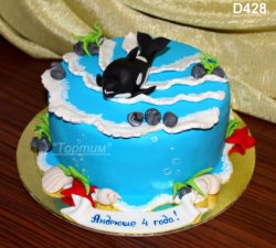 морской торт