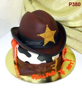 торт ковбою